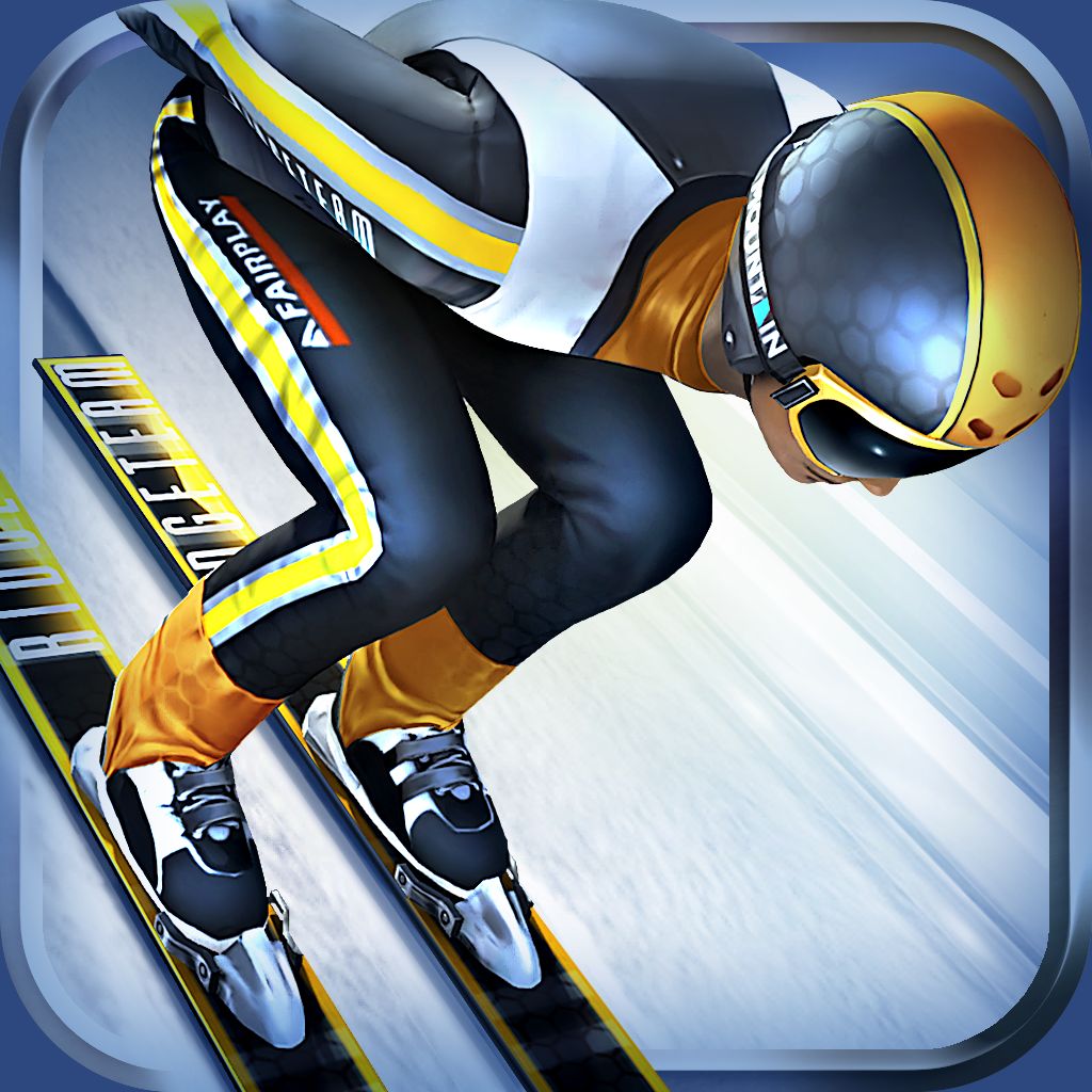 Ski Jumping Pro by Vivid Games icon