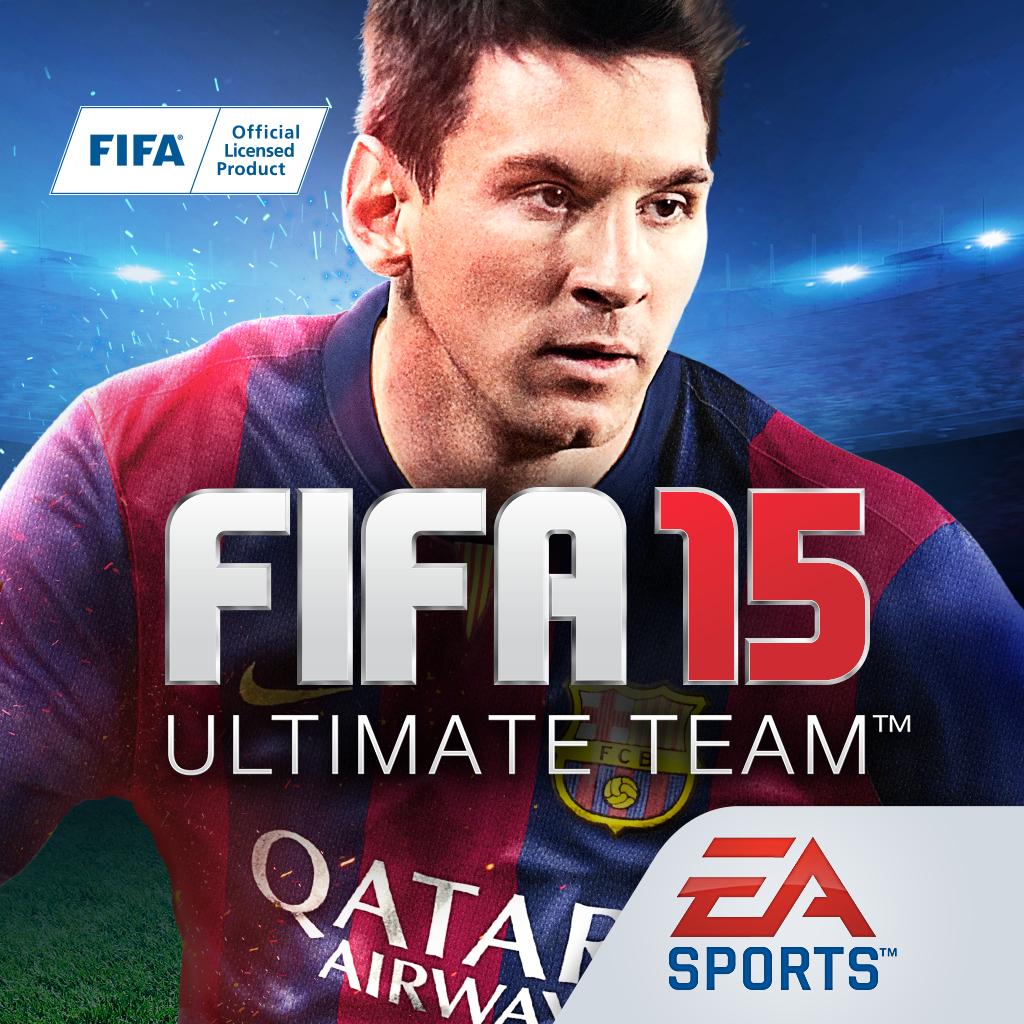 iPhone, iPad: »FIFA 15 Ultimate Team by EA SPORTS«